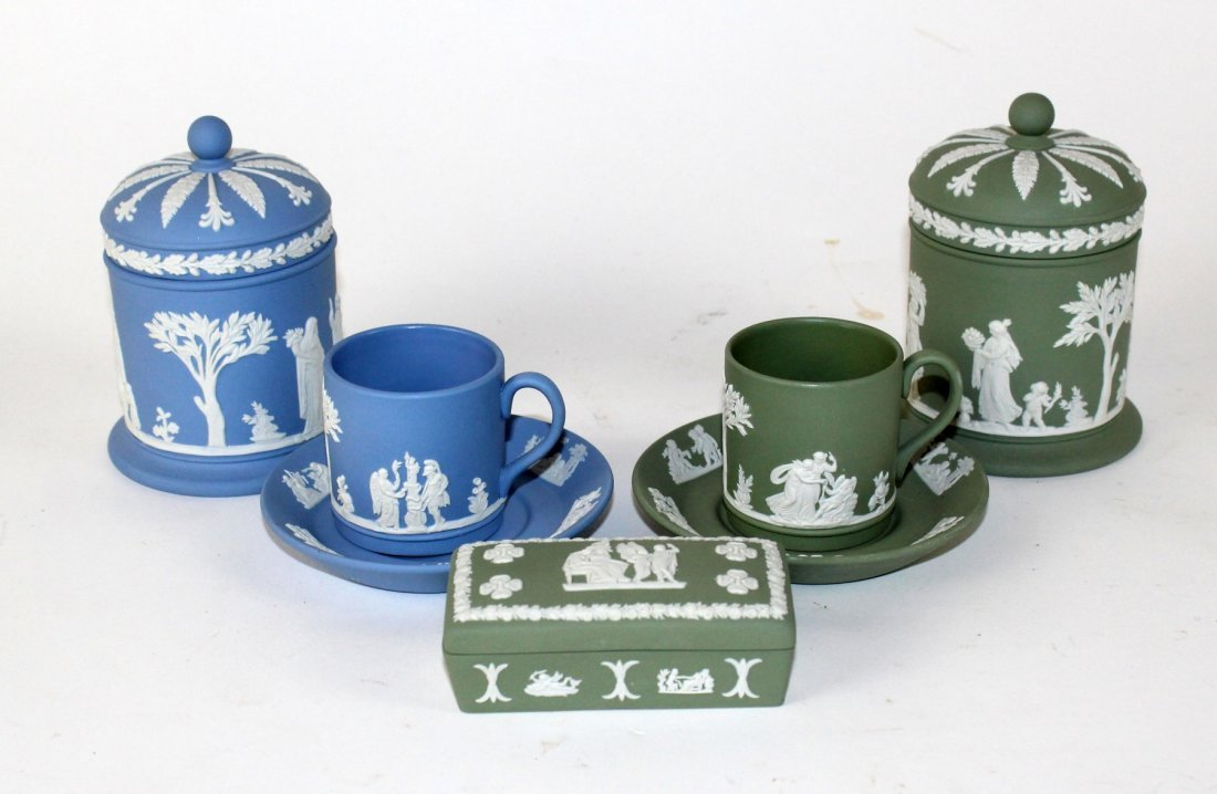 Grouping of Wedgwood