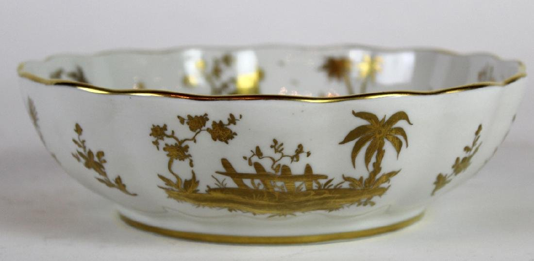Tiffany & Co hand painted porcelain bowl