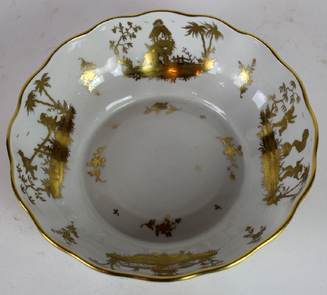 Tiffany & Co hand painted porcelain bowl - 2
