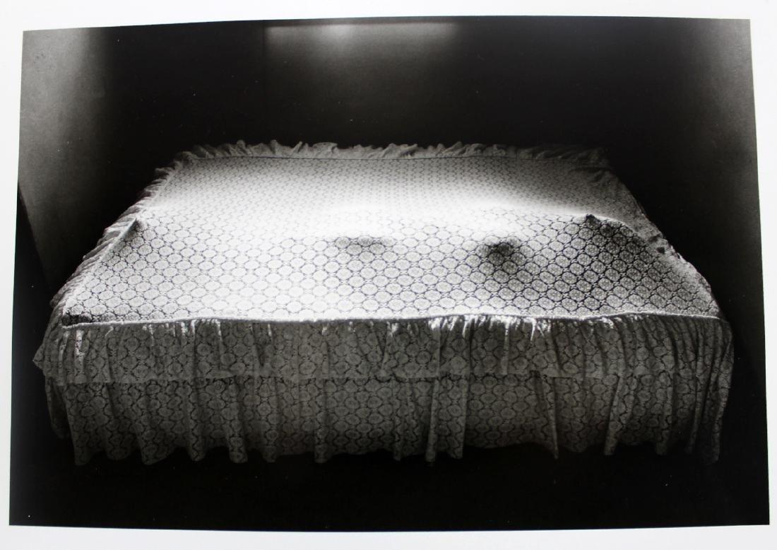 Jo Ann Callis (b. 1940) black & white photograph 1975