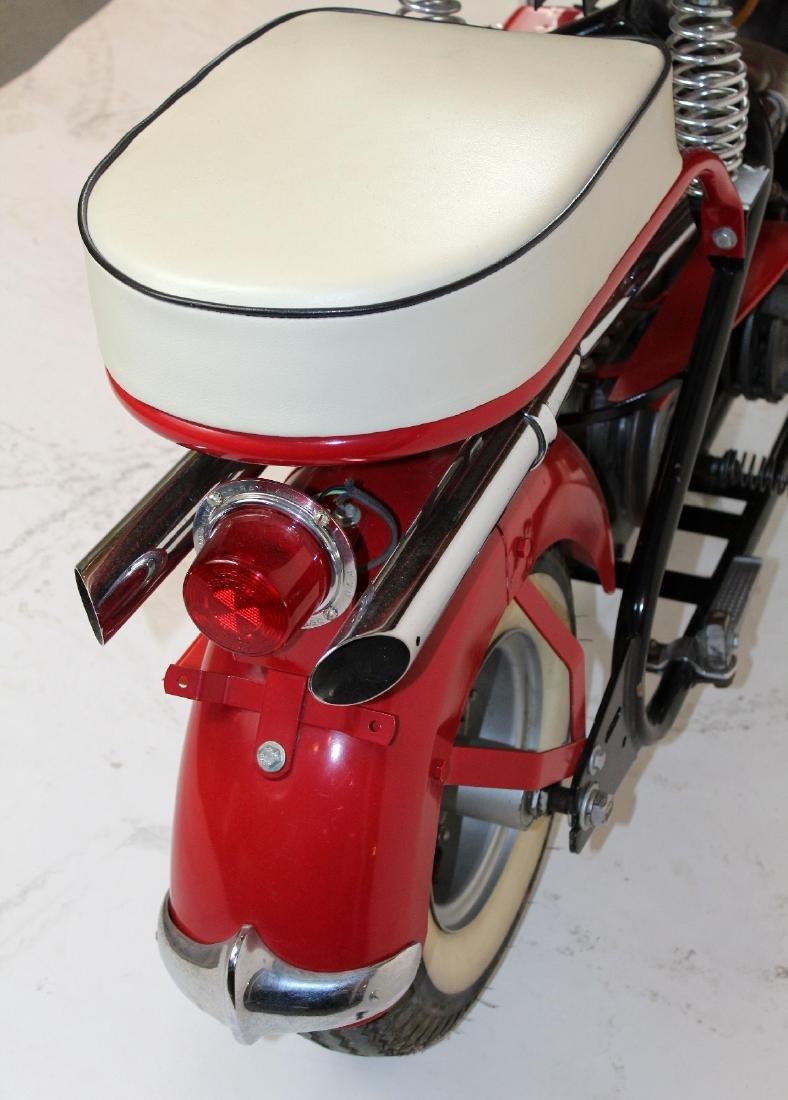 1956 Cushman Husky scooter - 5