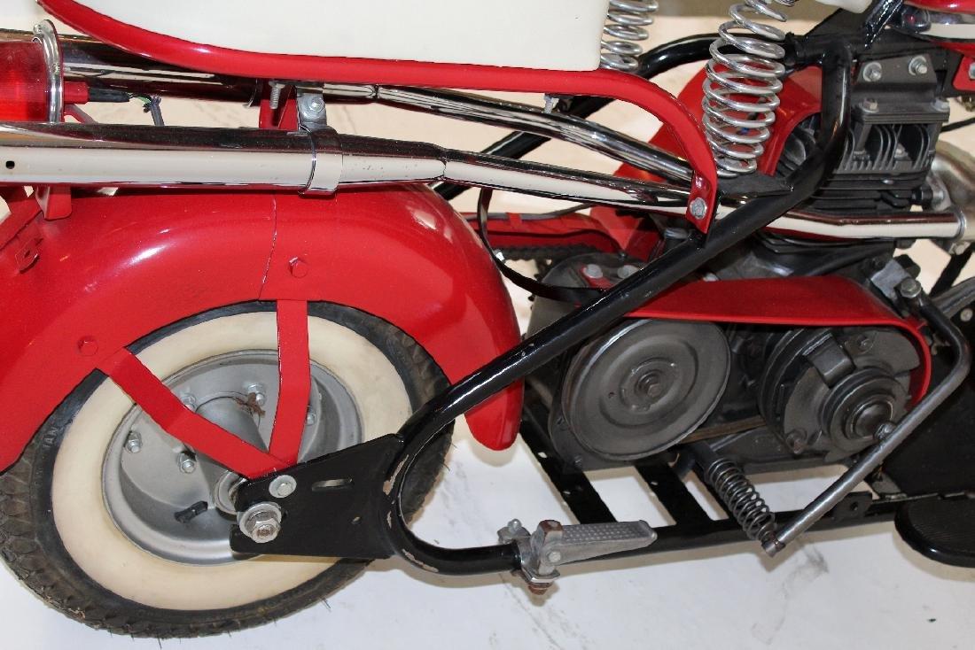 1956 Cushman Husky scooter - 6