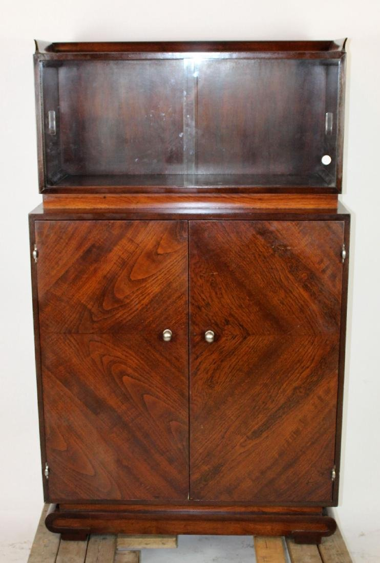 Italian Mid century cocktail cabinet in Rosewood