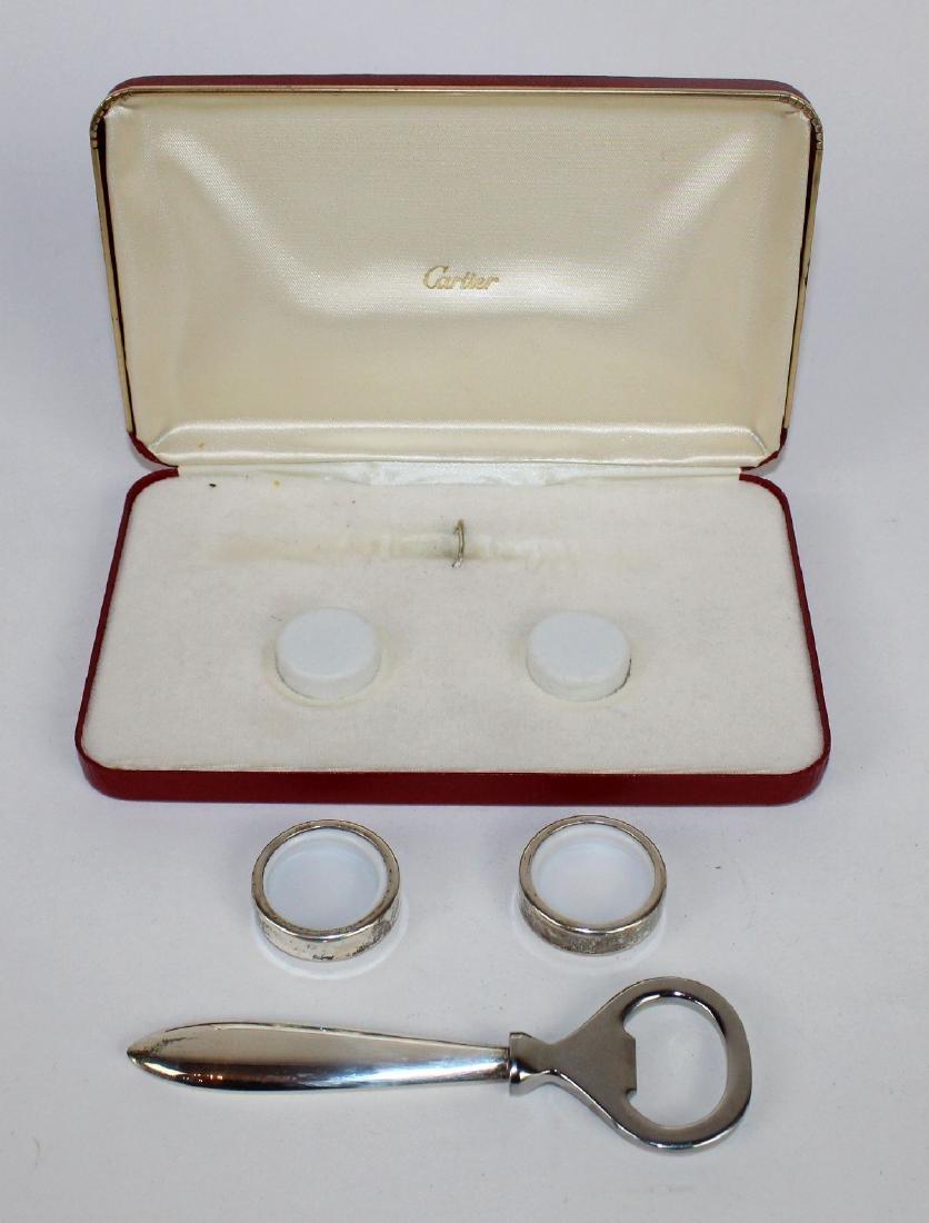 Vintage Cartier Perrier set - 3