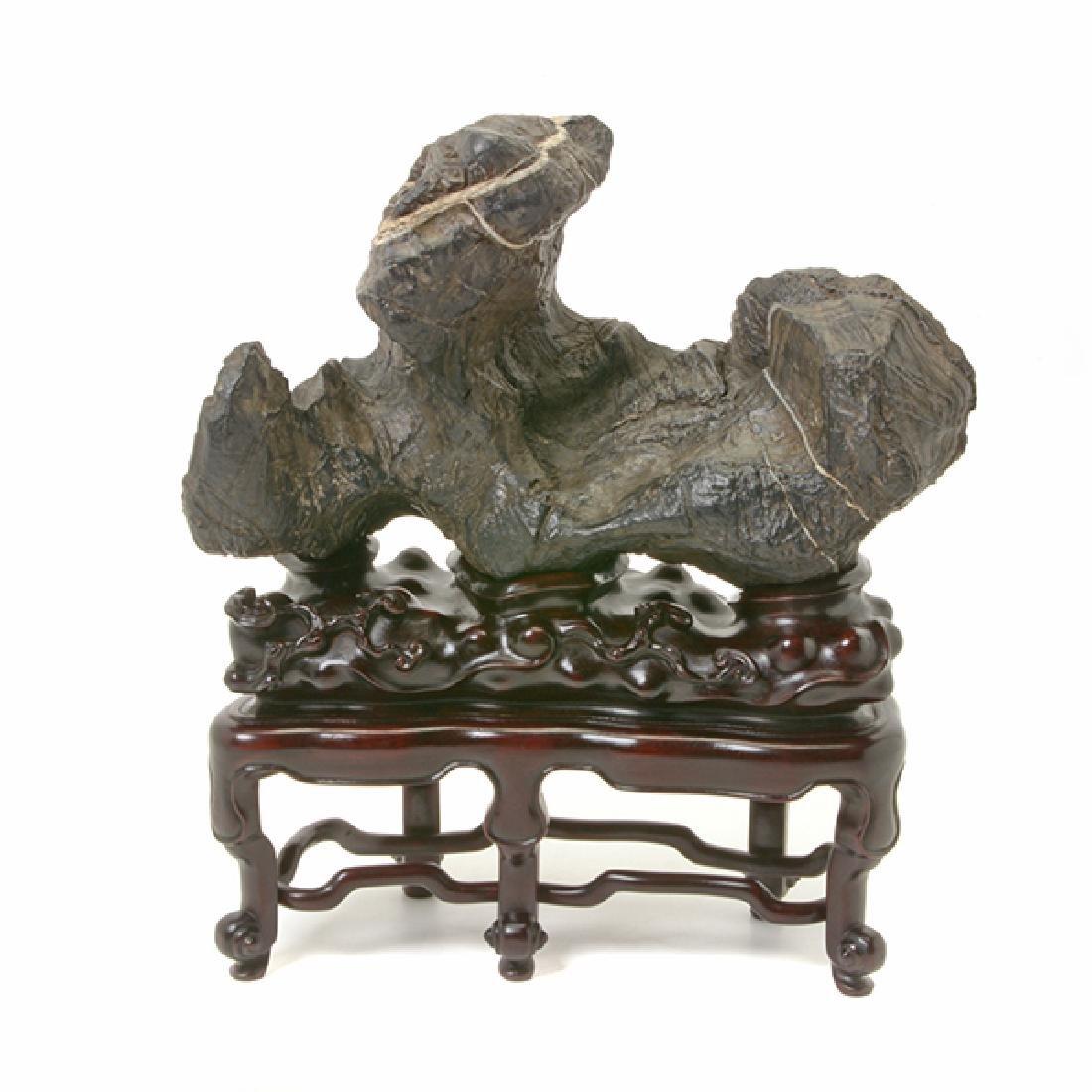 An Unusal Lingbi Scholar's Rock