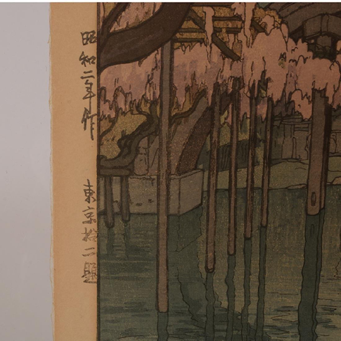 Hiroshi Yoshida (1876-1950) & Tsuchiya Koitsu - 2
