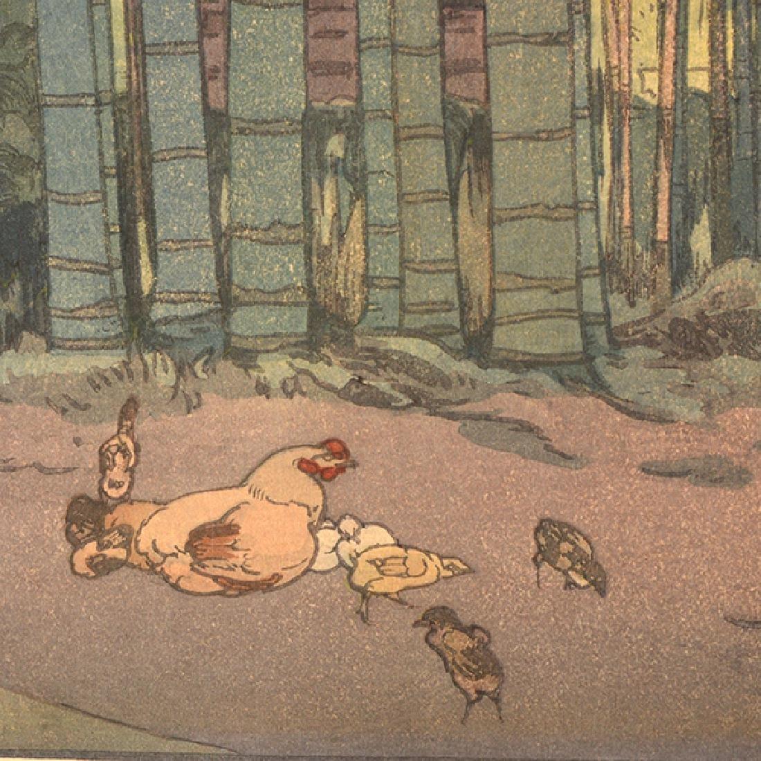 Hiroshi Yoshida (1876-1950) & Tsuchiya Koitsu - 5