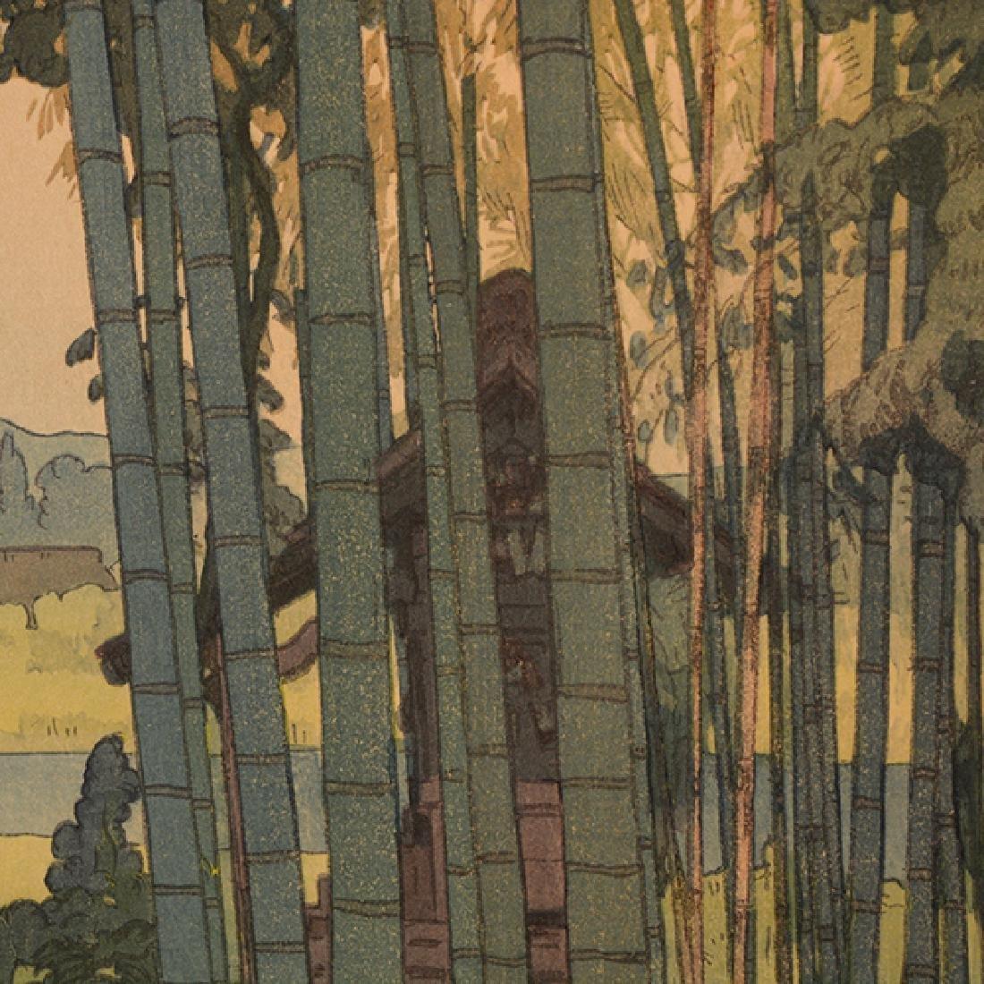 Hiroshi Yoshida (1876-1950) & Tsuchiya Koitsu - 6