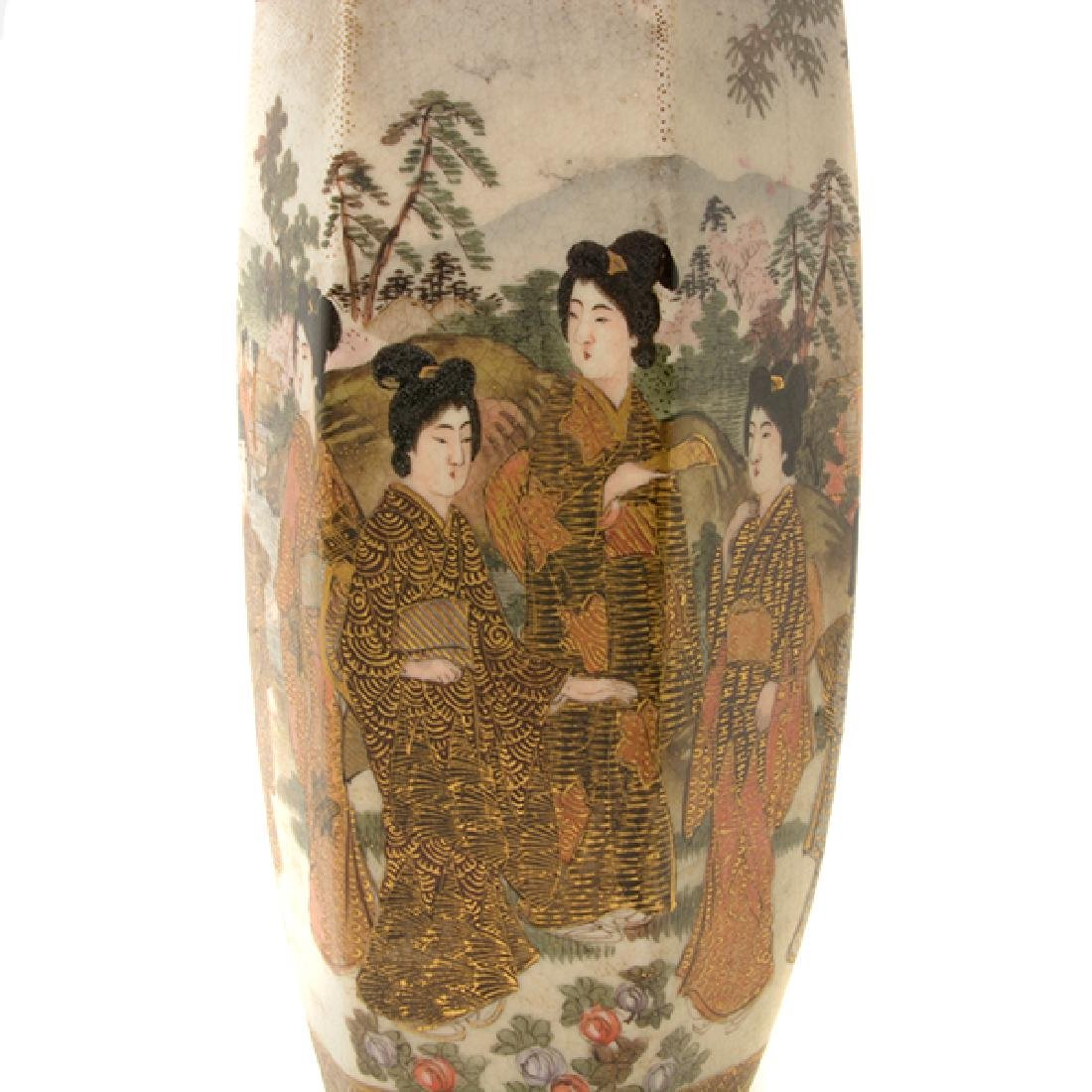 A Group of Satsuma Ware, Early 20th Century - 4