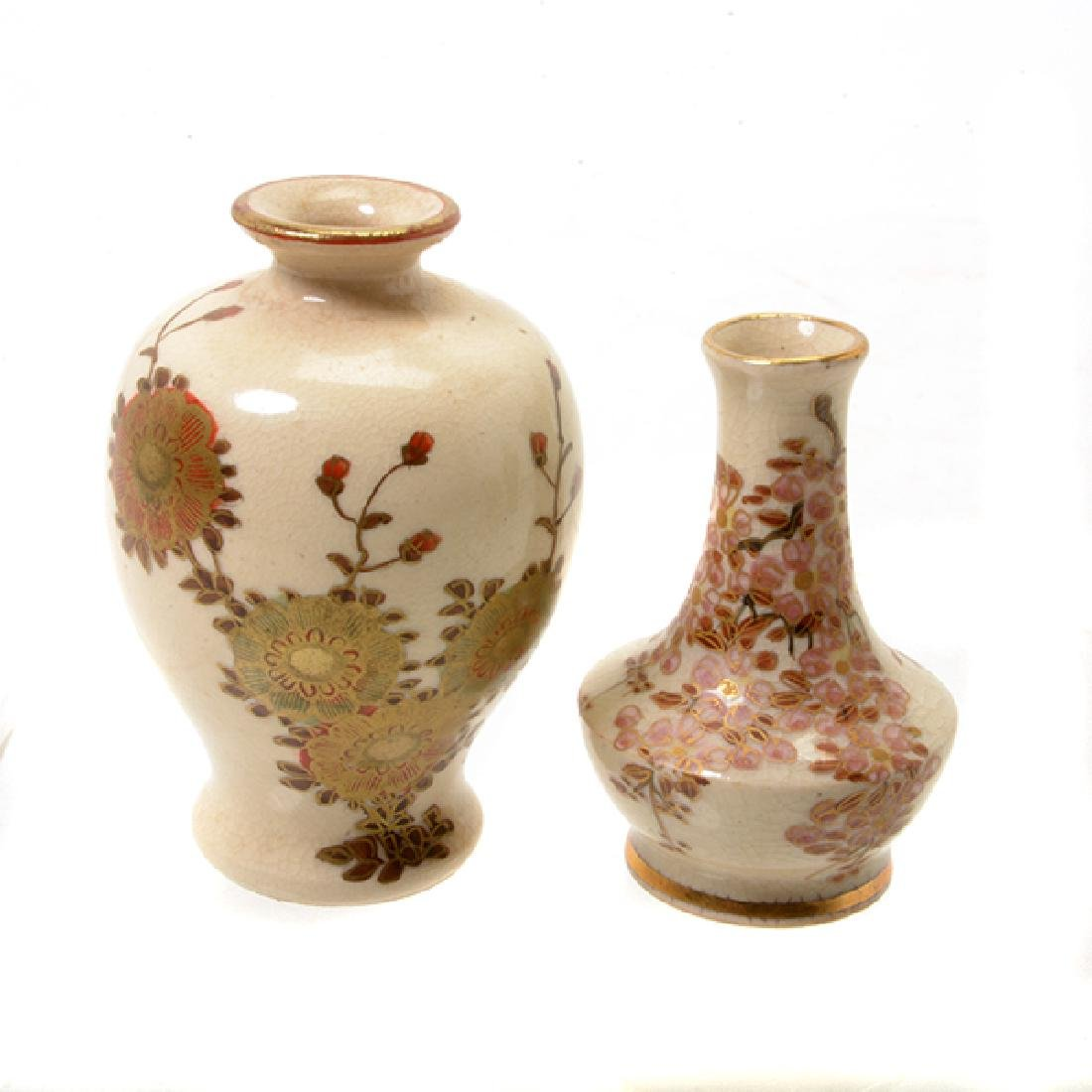 A Group of Satsuma Ware, Early 20th Century - 9