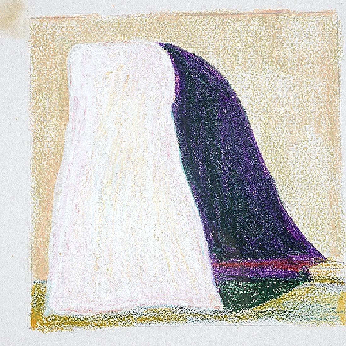 "Harold Waldrum ""The Buttress of la Cagrilla de San - 3"