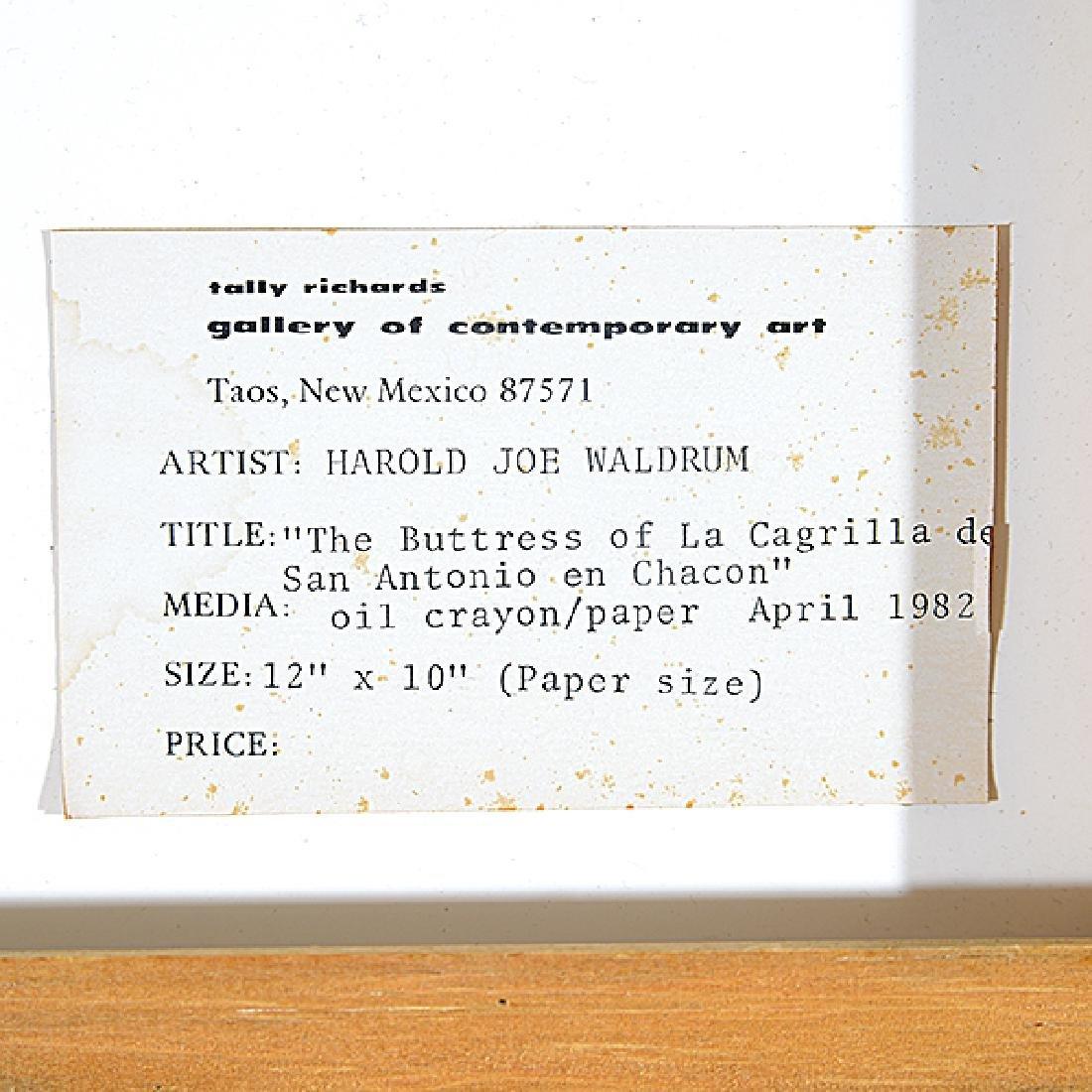 "Harold Waldrum ""The Buttress of la Cagrilla de San - 6"