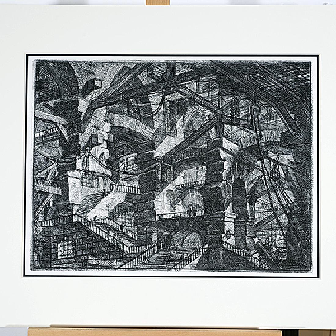 After Luigi Rossini and Giovanni Piranesi 10 unframed - 5