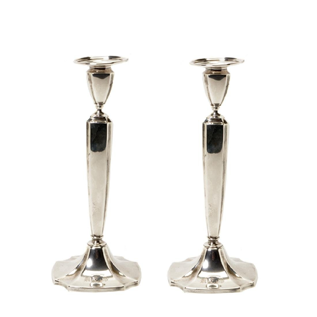 Pair of Whiting Manufacturing Company Sterling