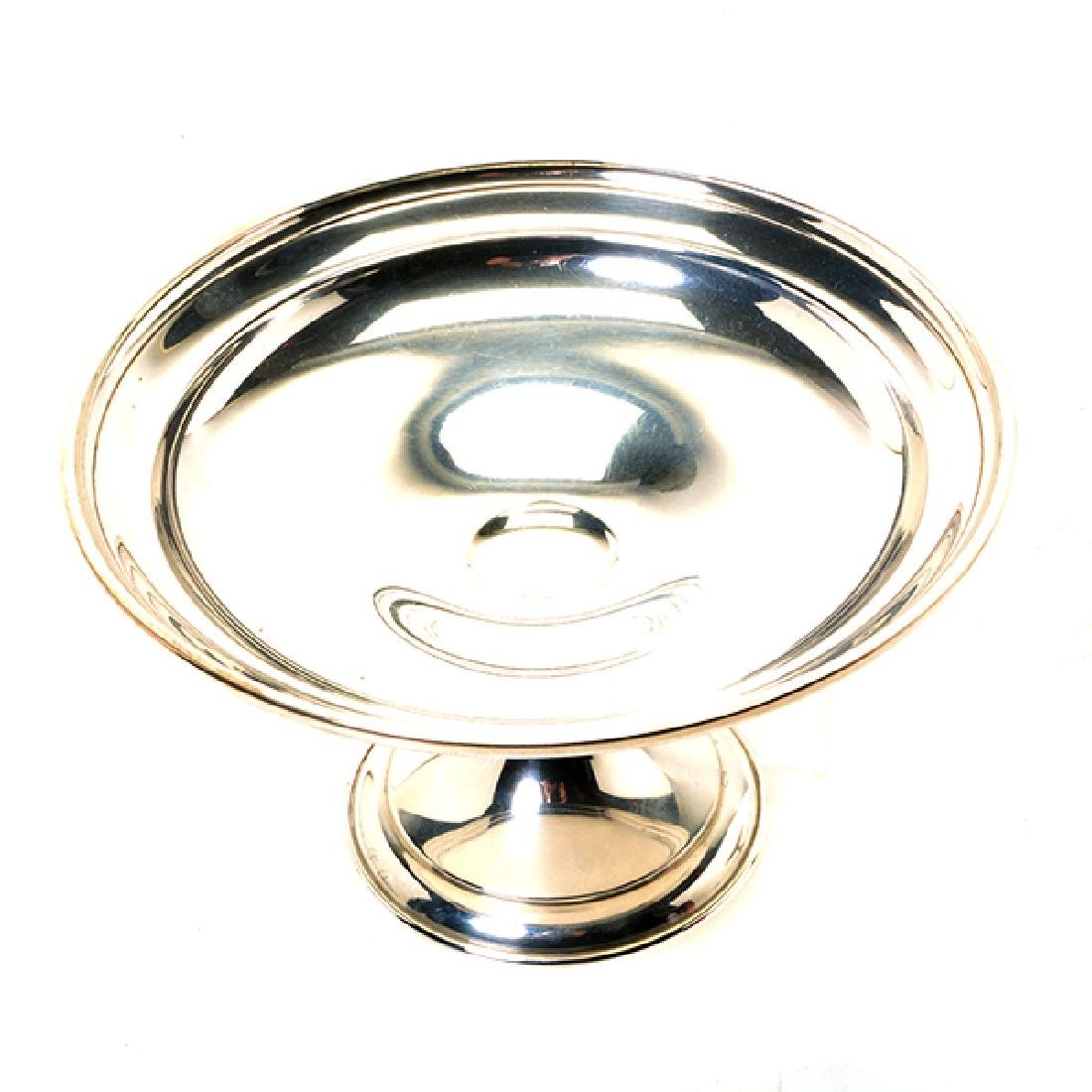 Five Sterling Table Articles - 9