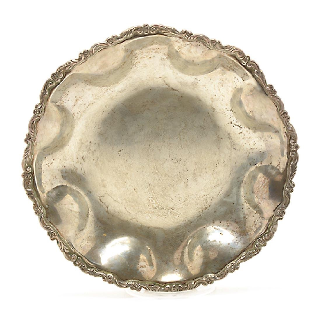 Collection of Mexican Sterling Silver Table Articles - 4