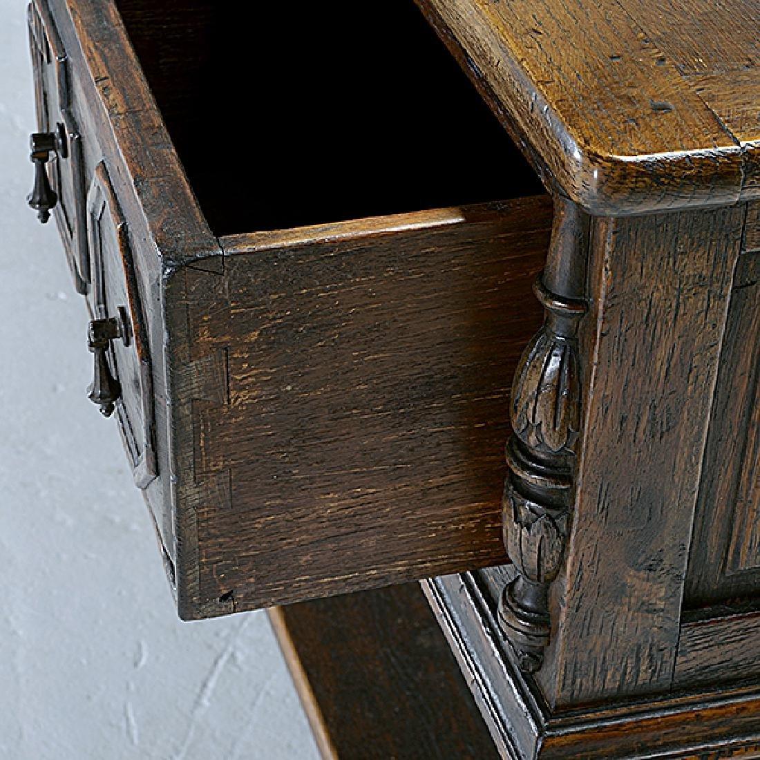 Dutch Baroque Style Sideboard - 3