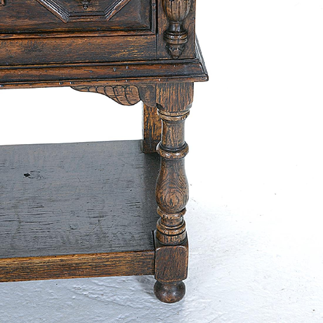 Dutch Baroque Style Sideboard - 4