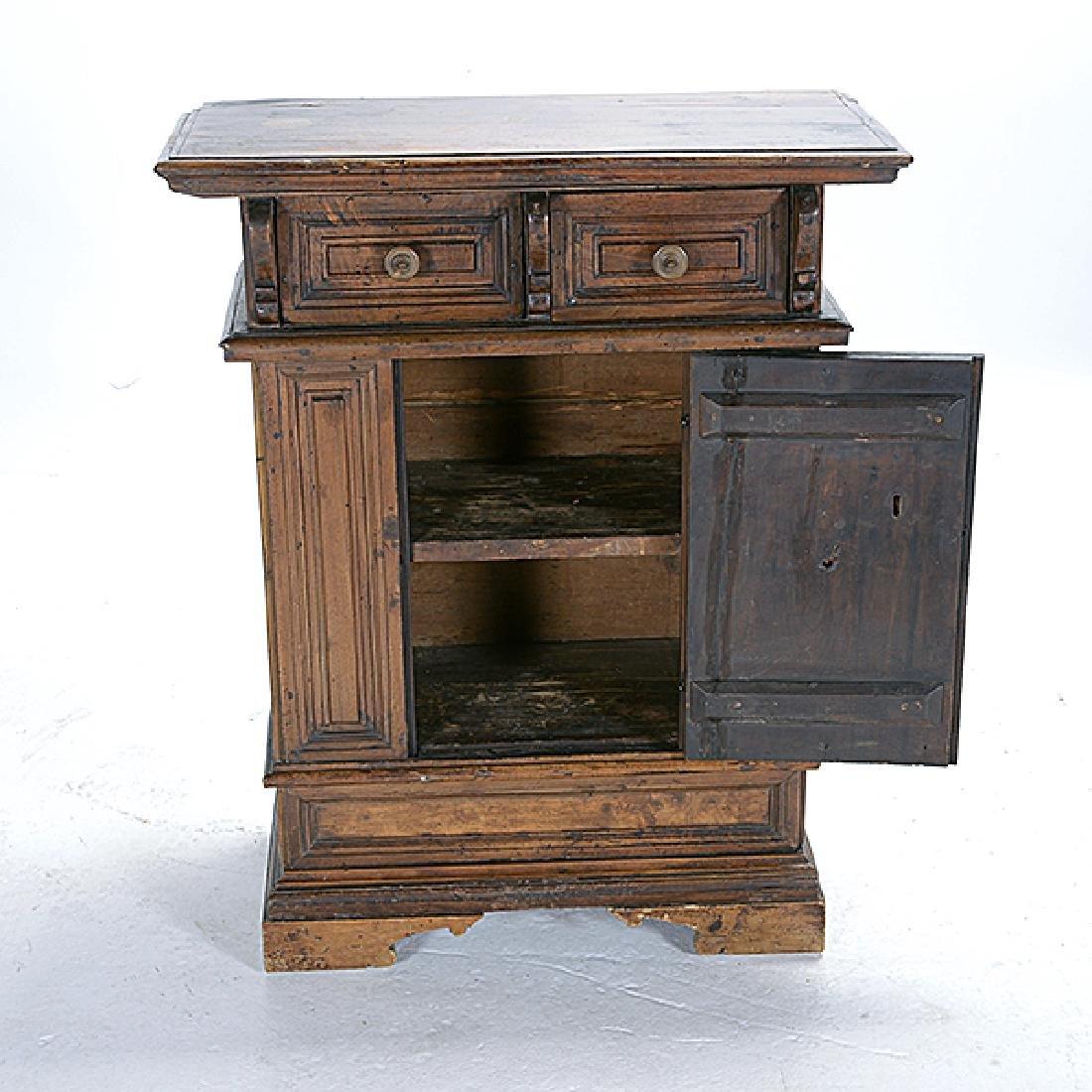 Italian Renaissance Style Cabinet - 3