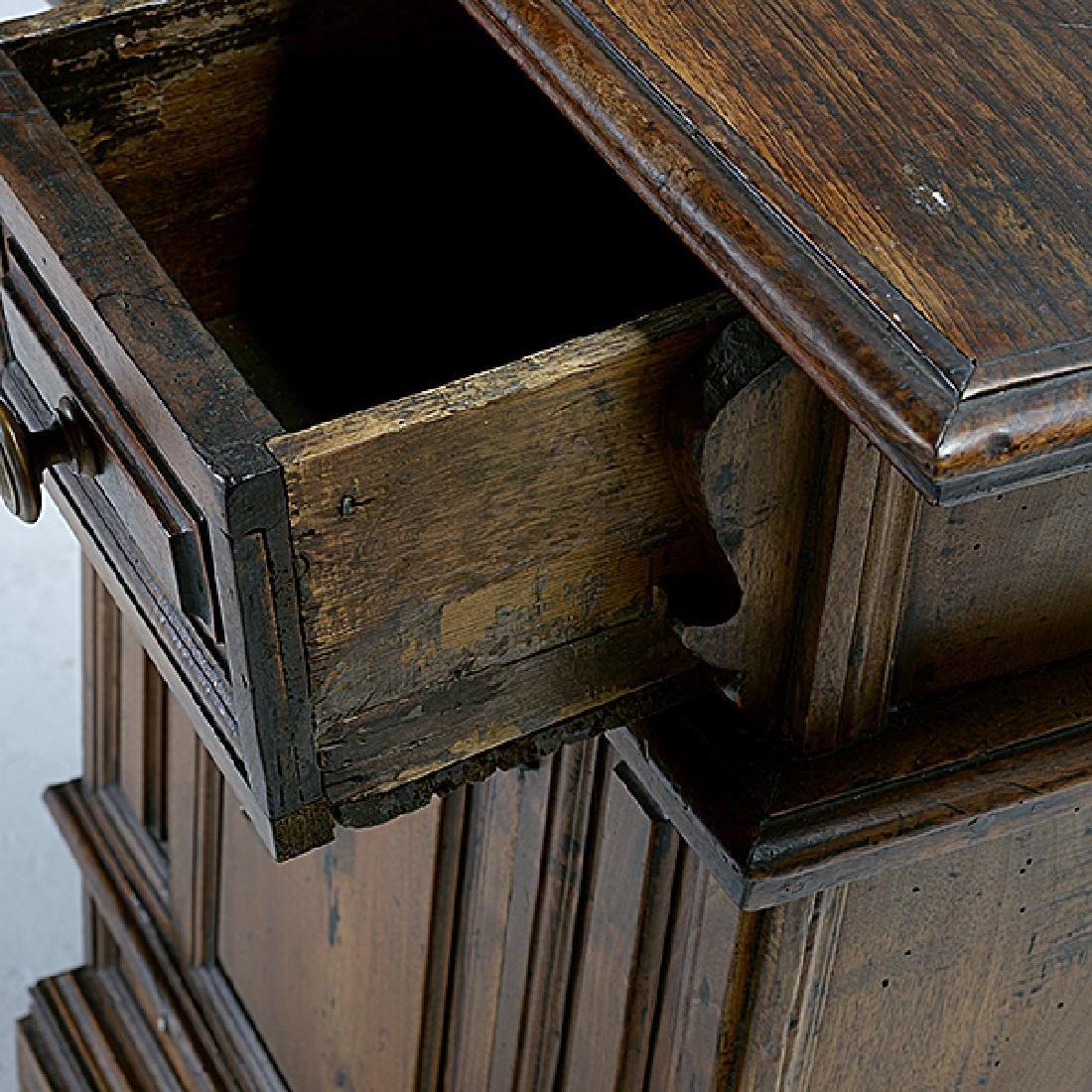 Italian Renaissance Style Cabinet - 4