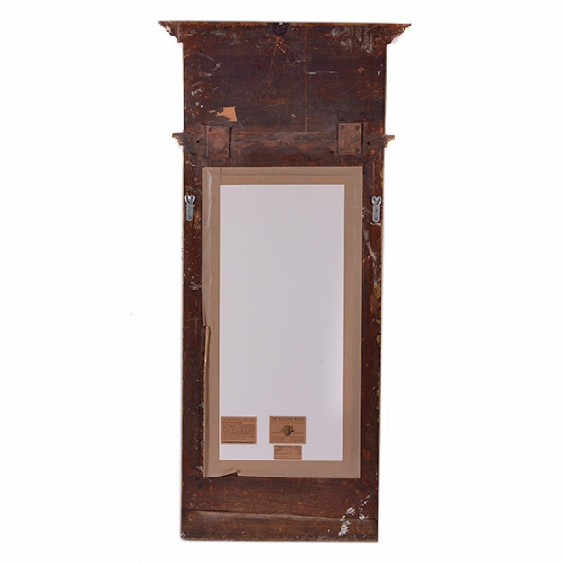 Neoclassical Style Giltwood Mirror - 3