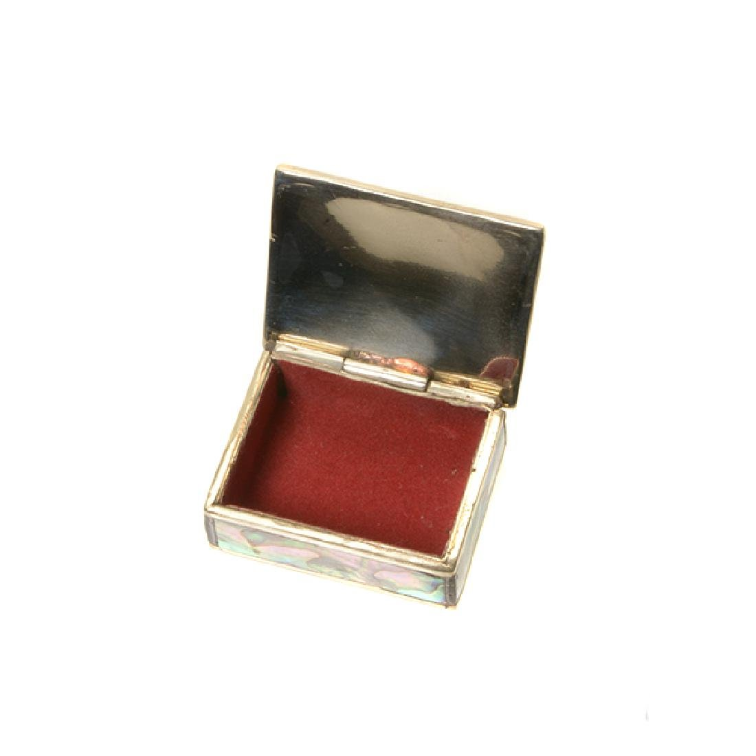 Collection of Porcelain Enameled Boxes - 9