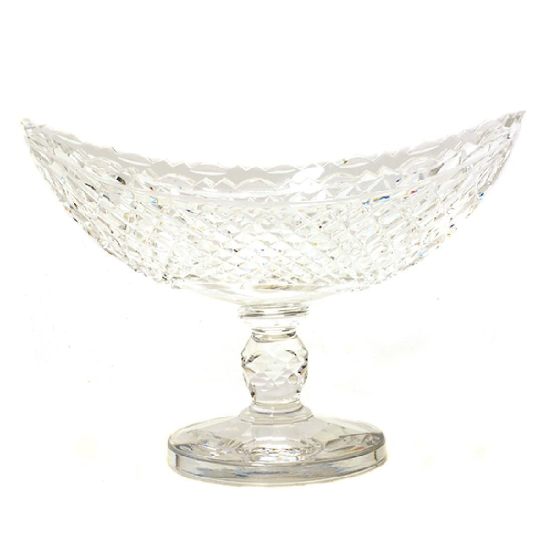 Waterford Cut Crystal Compote