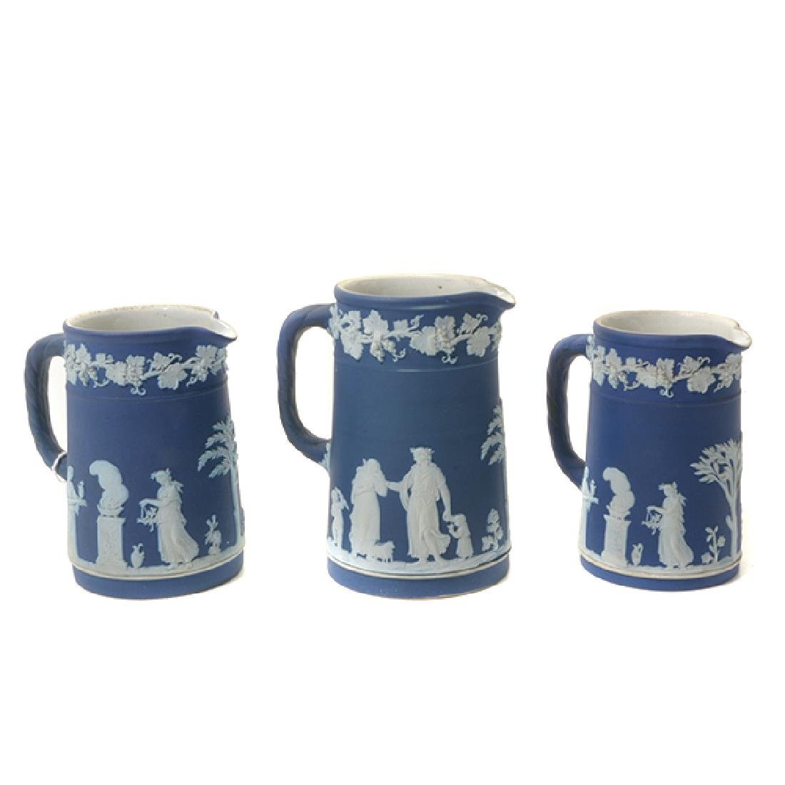 Collection of Wedgwood Jasperware Table Articles - 3
