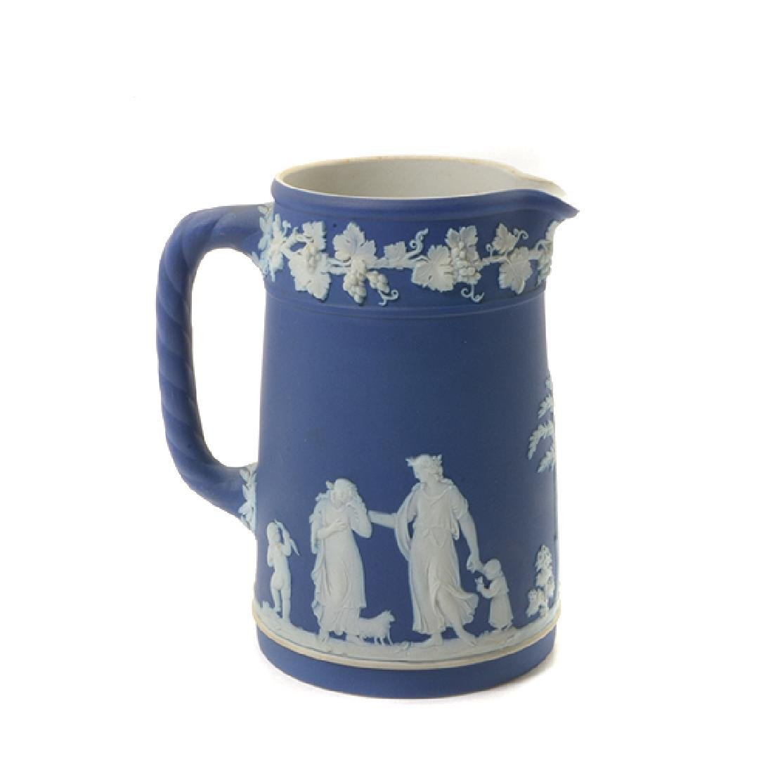 Collection of Wedgwood Jasperware Table Articles - 4