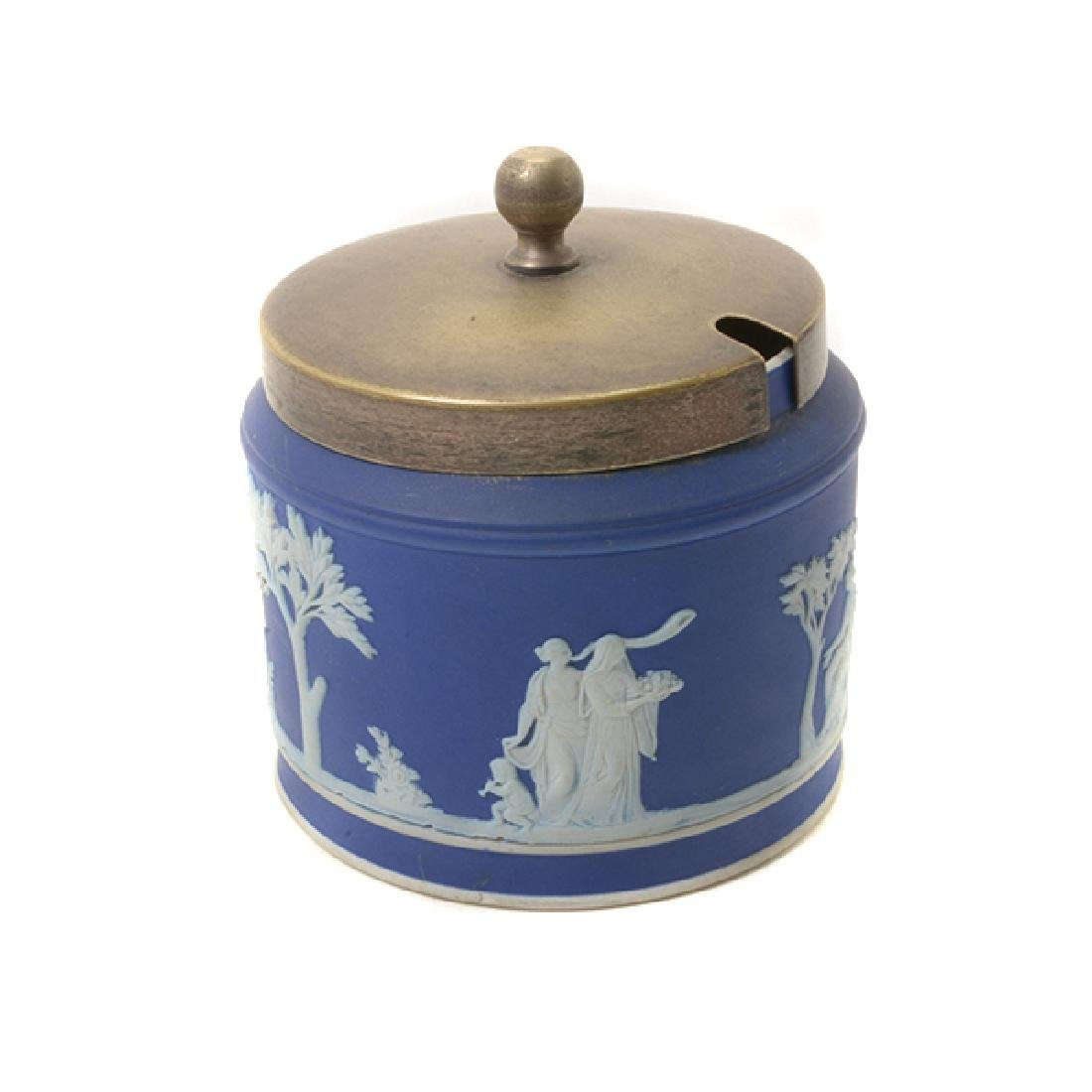 Collection of Wedgwood Jasperware Table Articles - 5