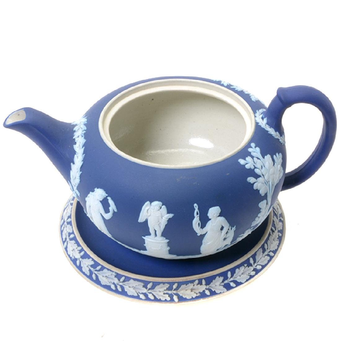 Collection of Wedgwood Jasperware Table Articles - 6
