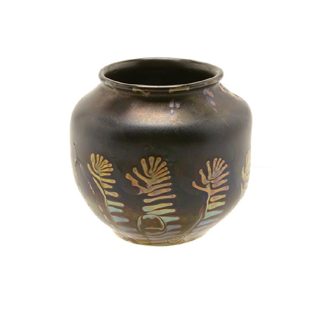 Tiffany Studios Favrile Vase