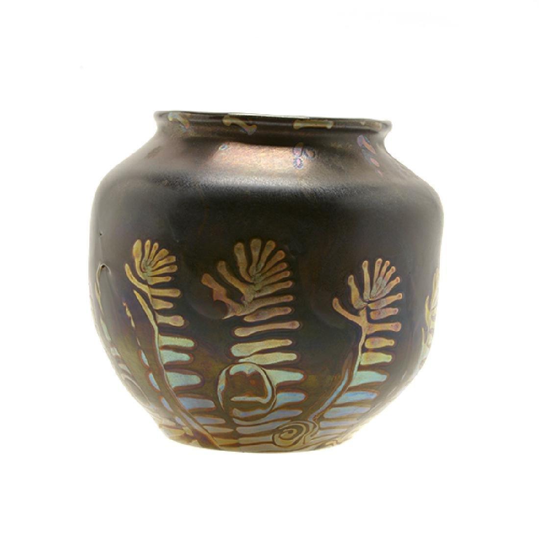 Tiffany Studios Favrile Vase - 2