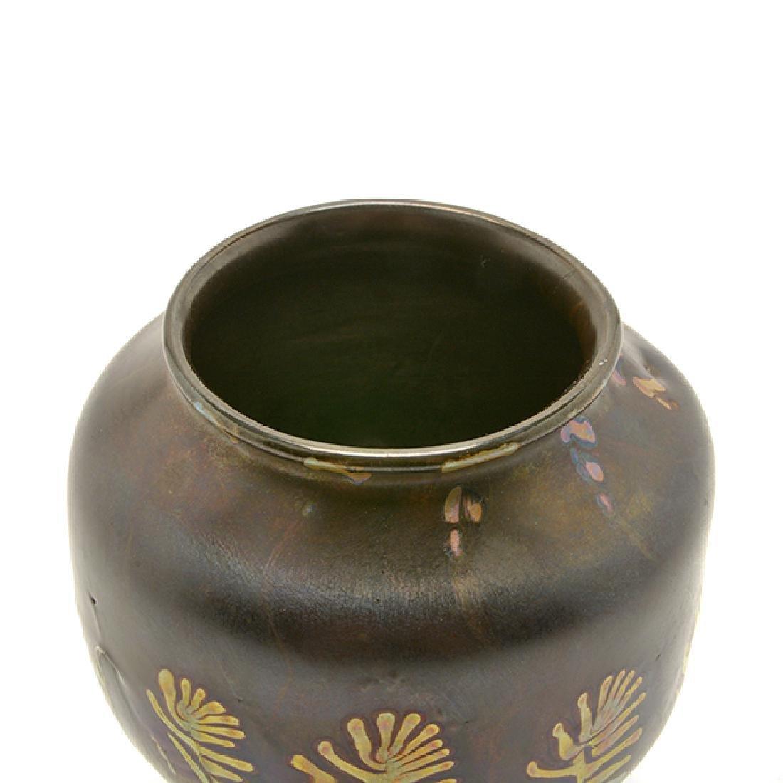 Tiffany Studios Favrile Vase - 3