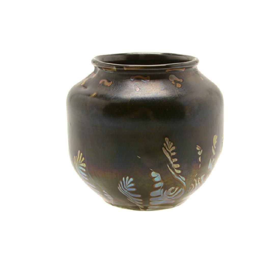 Tiffany Studios Favrile Vase - 4