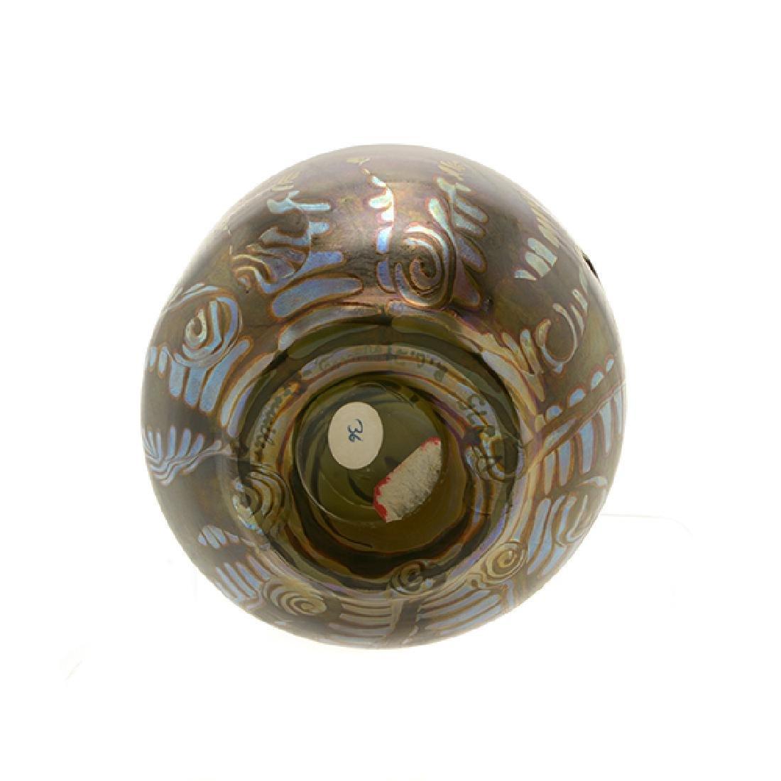 Tiffany Studios Favrile Vase - 5