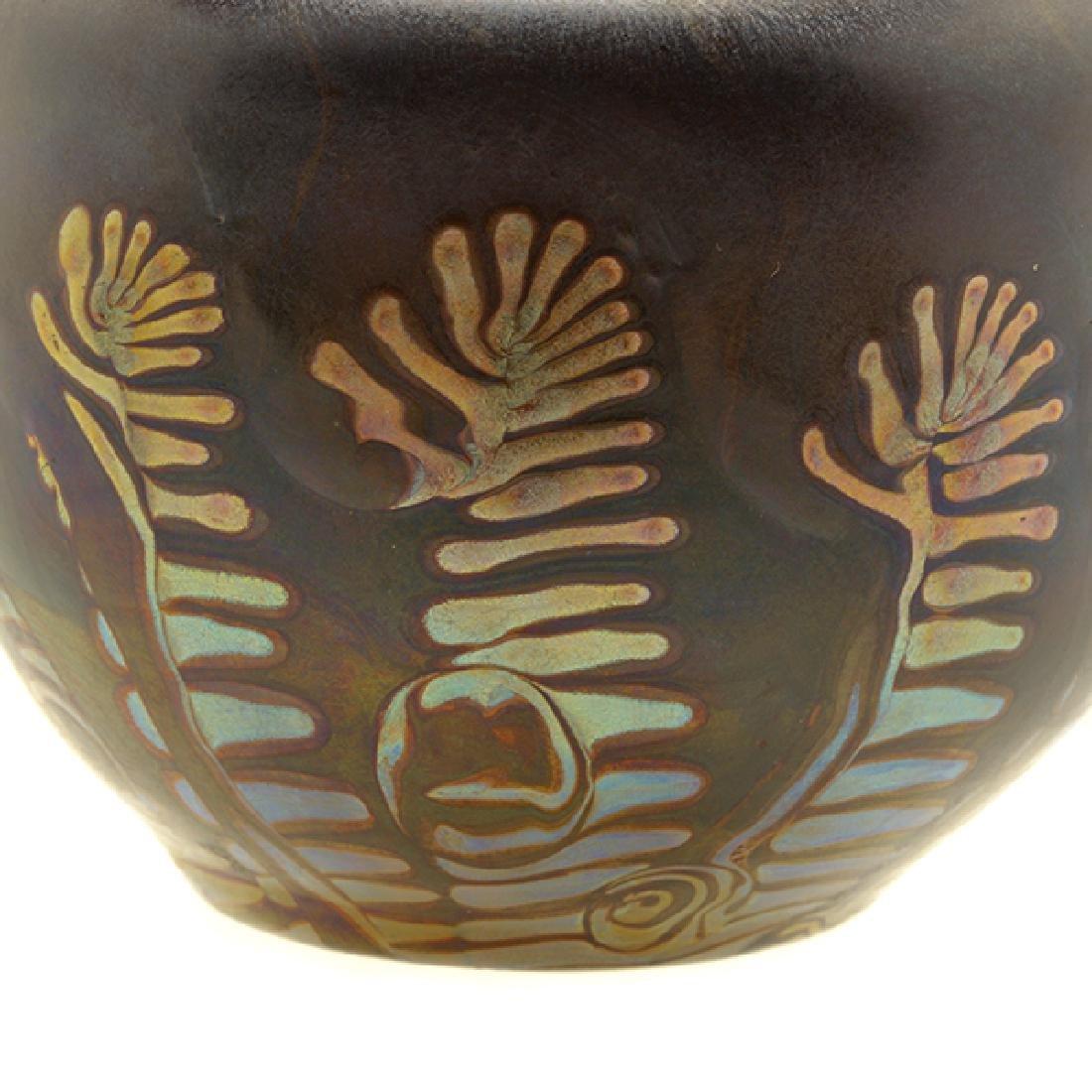 Tiffany Studios Favrile Vase - 8