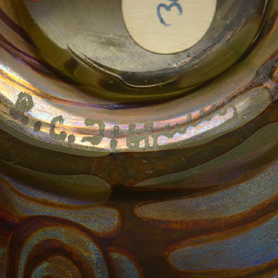 Tiffany Studios Favrile Vase - 9