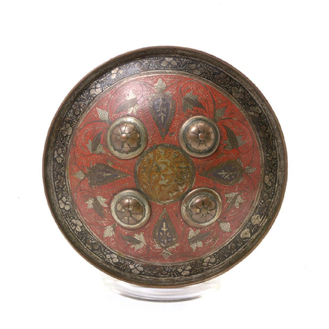 Seven Handmade Daggers and an Indian Shield - 2