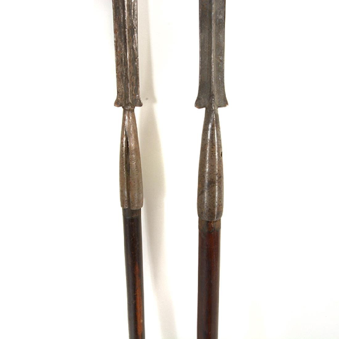 Six African Spears - 3