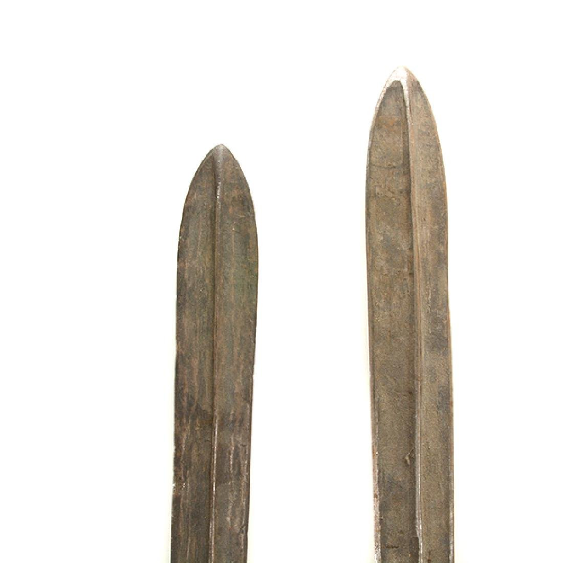 Six African Spears - 5