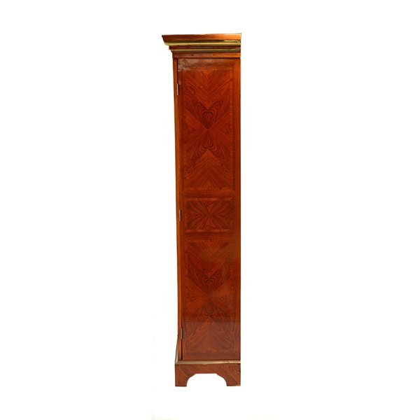 Contemporary French Style Inlaid Bookcase - 8