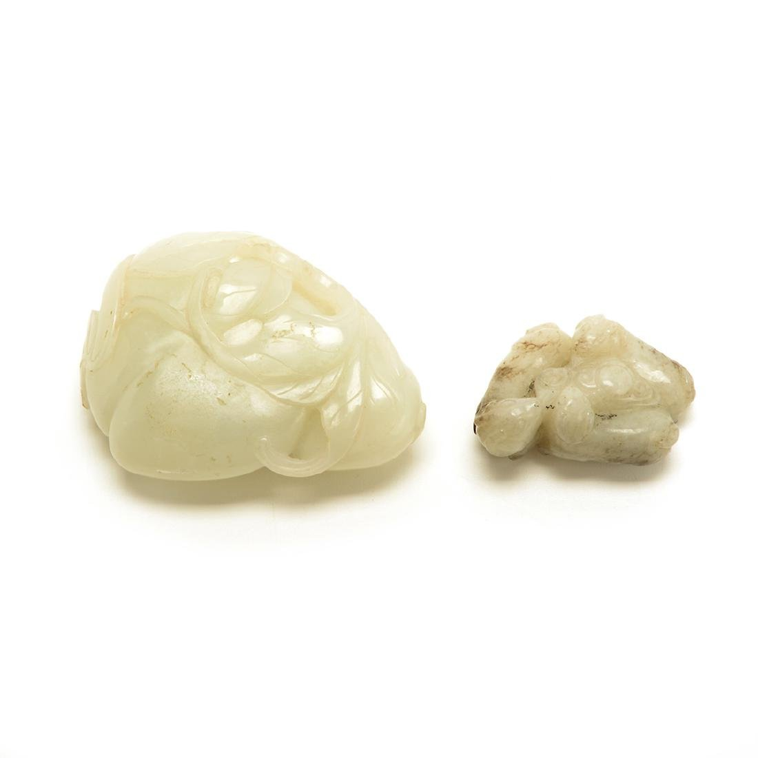 Five Jade Toggles, Qing Dynasty - 3