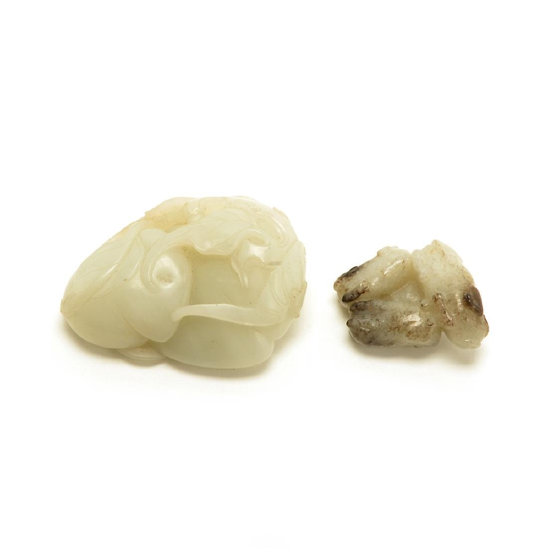 Five Jade Toggles, Qing Dynasty - 7