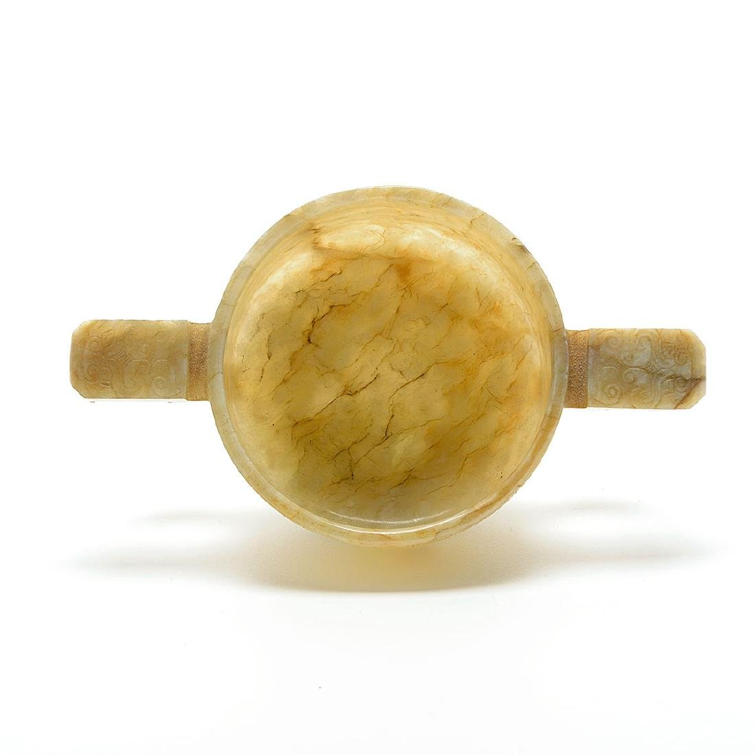 Jade Libation Cup, 18th Century - 5