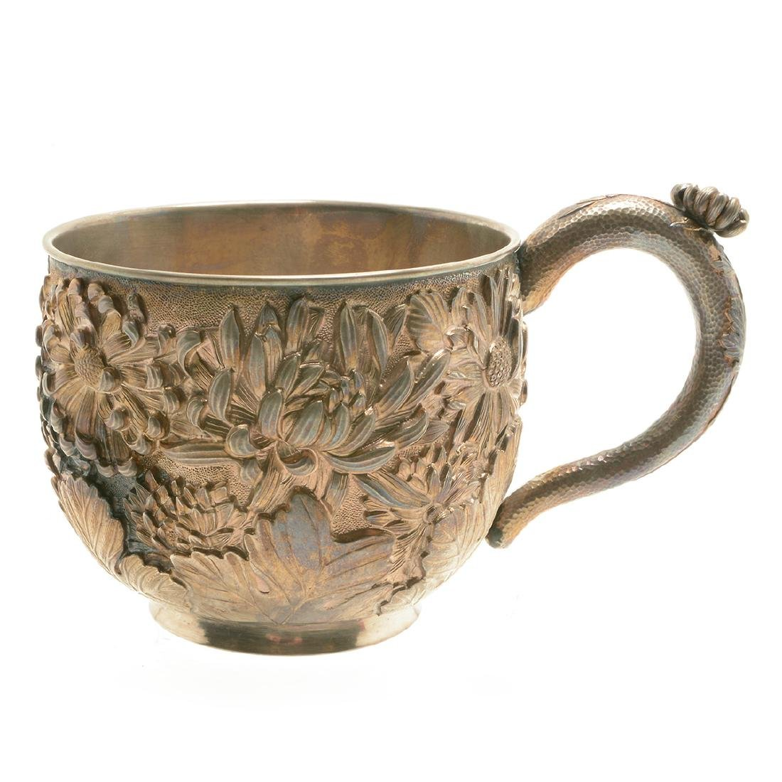 Silver Mug, Early 20th Century