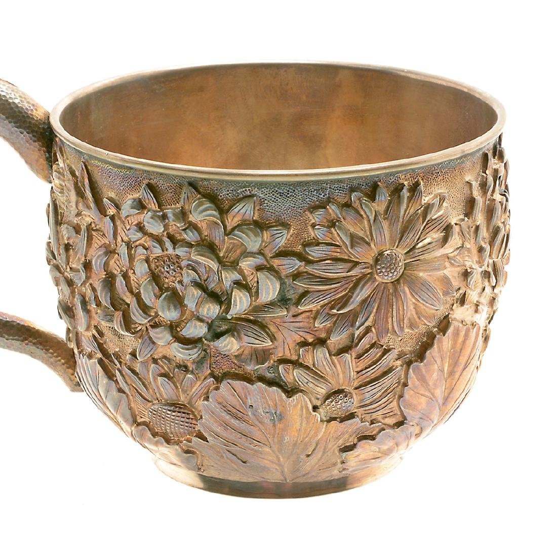Silver Mug, Early 20th Century - 3