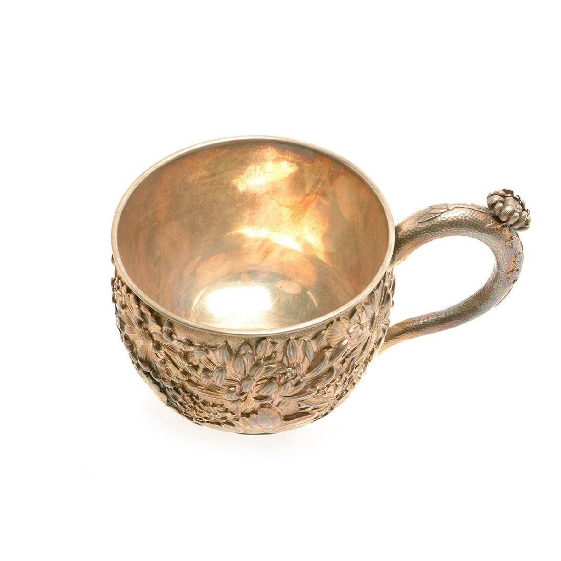 Silver Mug, Early 20th Century - 5