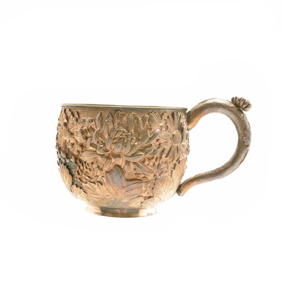 Silver Mug, Early 20th Century - 7