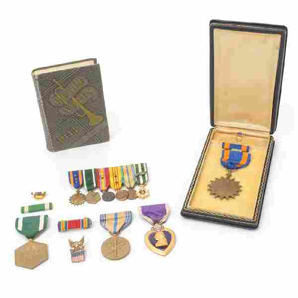 Collection of Military Ephemera from World War I to